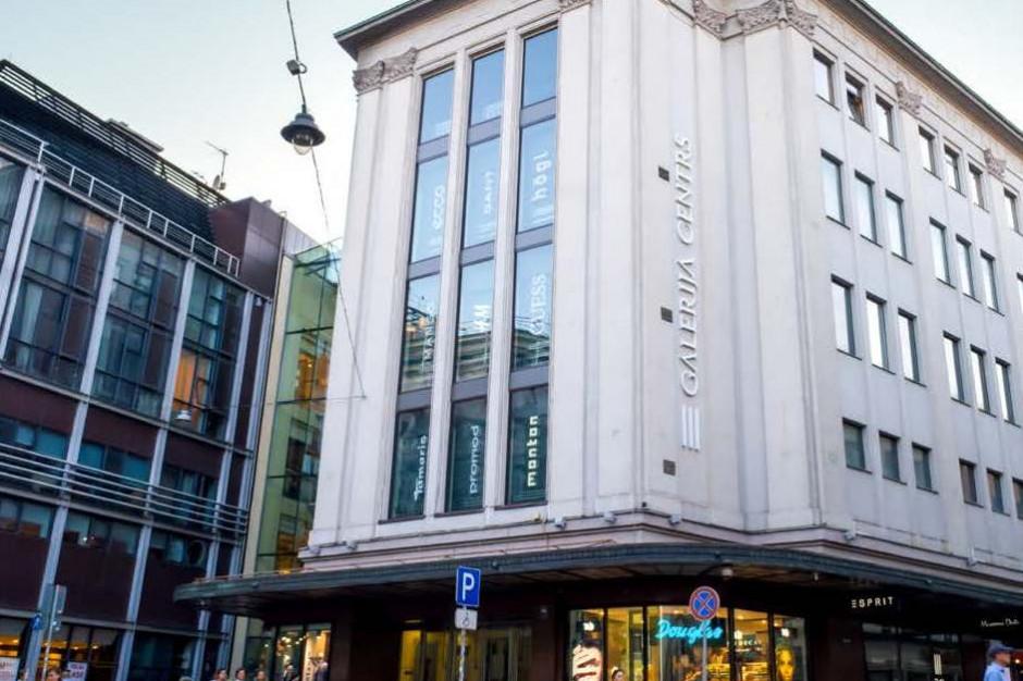 Największa tegoroczna transakcja zakupu centrum handlowego w krajach bałtyckich - sfinalizowana