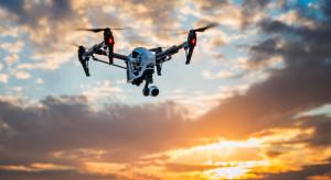 Drony pomogą w walce z wirusem