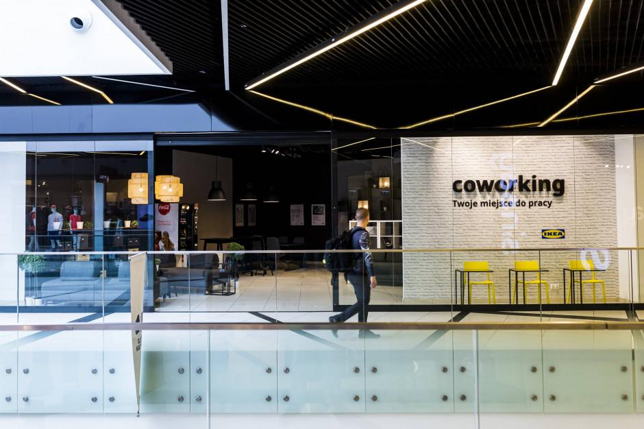 Galeria Katowicka i IKEA łączą siły. Efekt? Coworking w nowym wydaniu