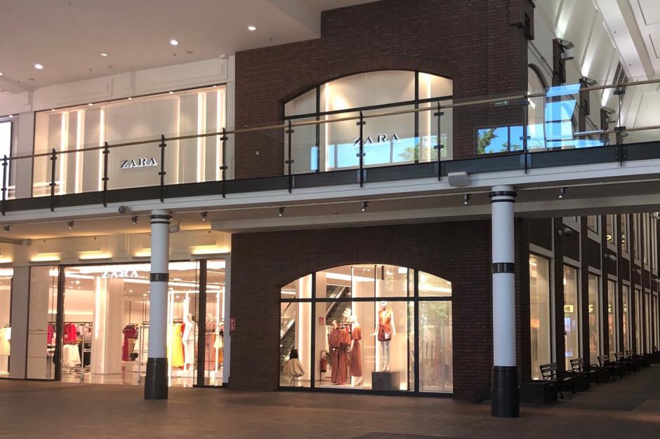 Jedyny na Podlasiu salon Zara otwarty po remoncie