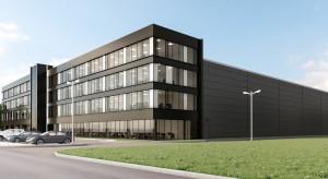 Pierwszy etap inwestycji Chylonia Business Park na finiszu