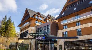 Hotelowy debiut u podnóża Tatr