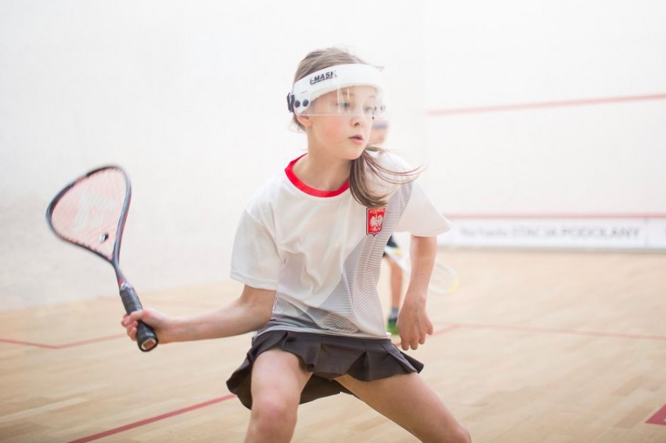 Mistrzostwa Polski w squashu w Magnolia Park