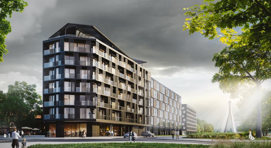 Dobra 32: luksusowe mieszkania na Powiślu