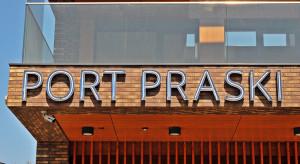 Hotel Praski już w budowie