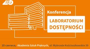 """Konferencja """"Laboratorium Dostępności"""" – przyjdź i zobacz, jak projektuje się dostępność"""