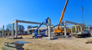 Szybkie postępy budowy Galerii Chełm. Poziom komercjalizacji przekroczył 85 proc.