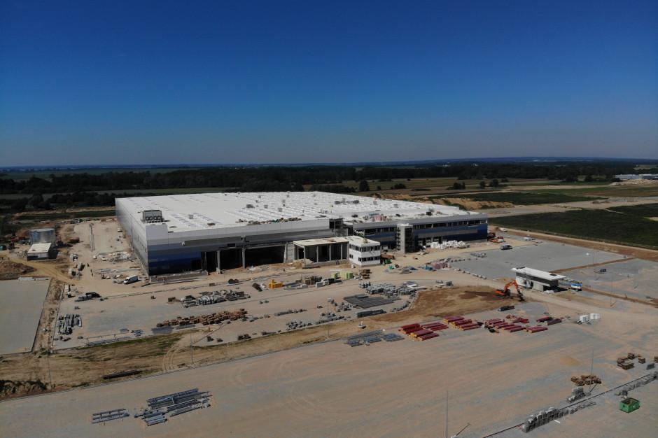 W Stargardzie powstaje Centrum Dystrybucyjne Lidla. Będzie najnowocześniejszym obiektem w Europie