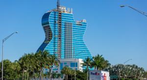Hotel Hard Rock w kształcie gitary ruszy w październiku