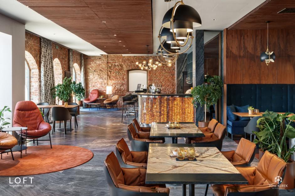 Radisson Hotel & Suites Gdańsk ze złotem Bałtyku. Zobacz wnętrza