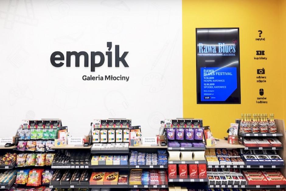 Od otwarć po modernizacje. Empik postawił na większą sieć