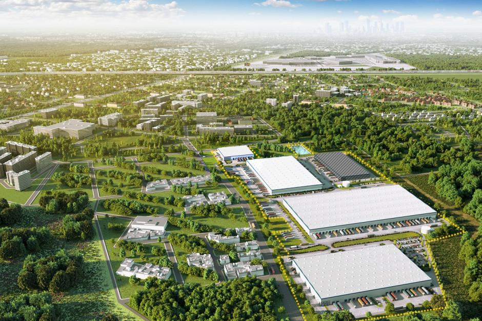 Centrum logistyczne Hillwood w Markach będzie większe
