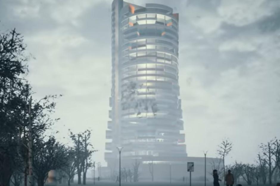 Centrum handlowe, hotel, apartamenty. Co dalej z najwyższą wieżą na Śląsku?