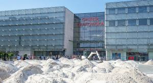 Galeria Krakowska na sportowo