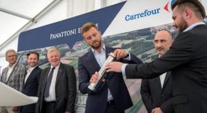 Panattoni buduje największe centrum logistycznego Carrefour Polska