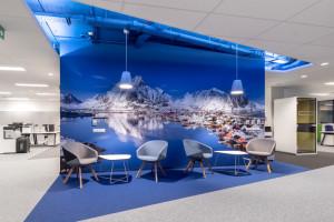 Postawili na skandynawskie korzenie. Zobacz wnętrza biura Natural Pharmaceuticals