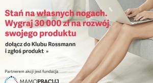 Rossmann rozda granty na własne biznesy