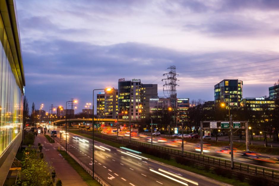 Najbardziej zakorkowane miasta w Polsce?  Łódź, Kraków i Poznań na prowadzeniu