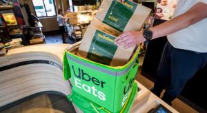 Lublin na mapie Uber Eats
