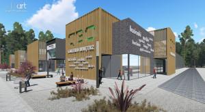 QBO Galeria Wnętrz połączy design z parkiem handlowym