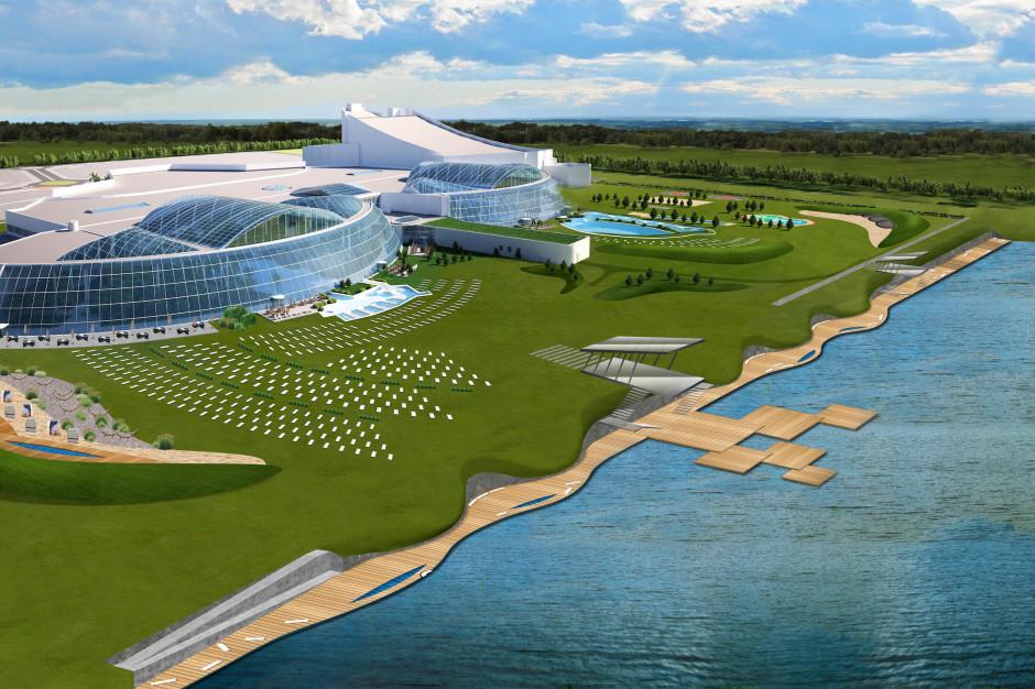 Największy zadaszony park wodny w Europie już rekrutuje
