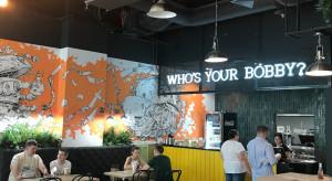 40. burgerownia sieci Bobby Burger otwarta w Galerii Młociny