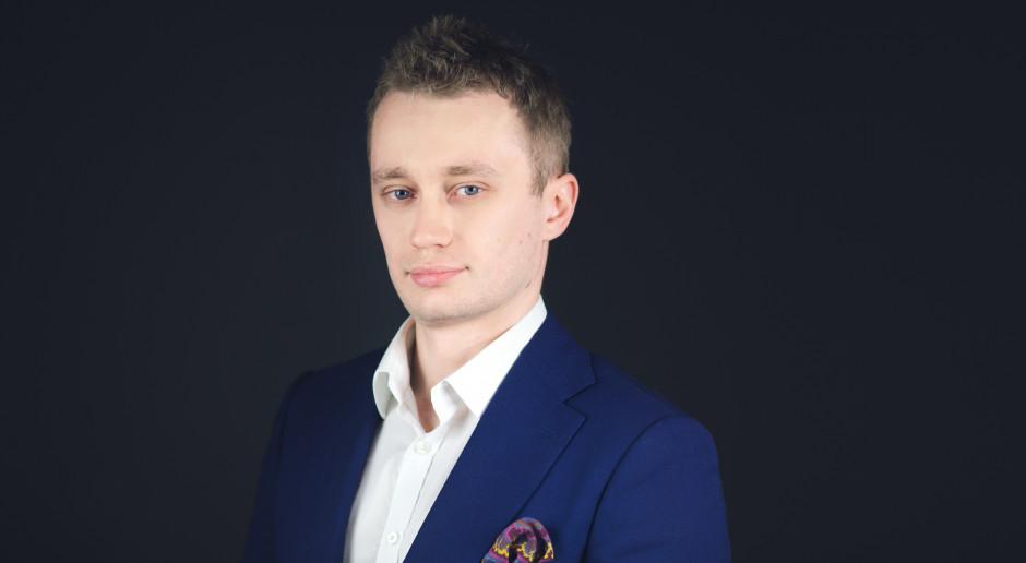 Maciej Skwarko.Fot. mat. pras.