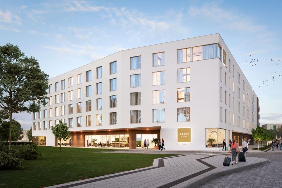 Oferta inwestycyjna Arche - hotel w Pile