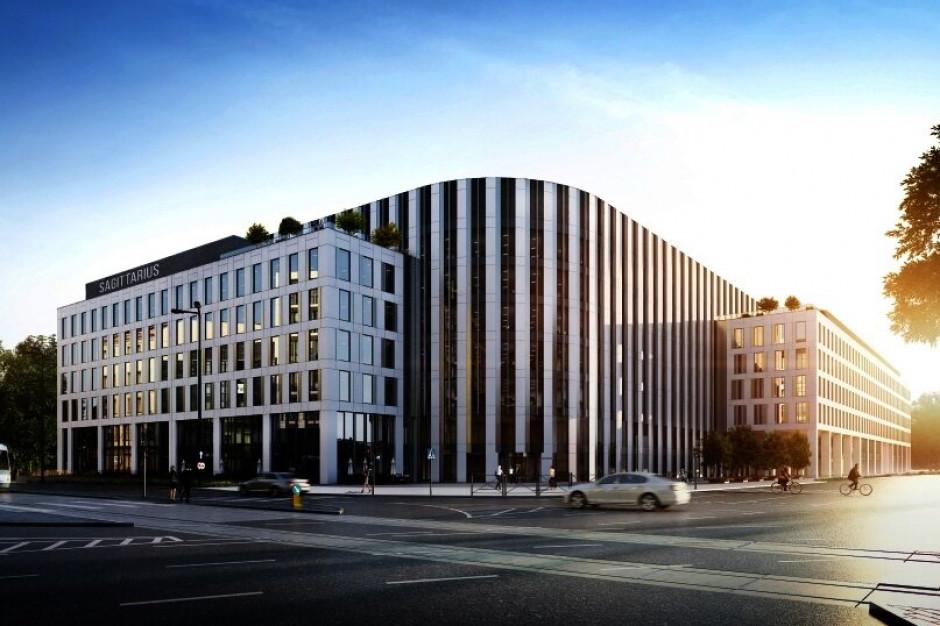 Wrocławski biurowiec z certyfikatem
