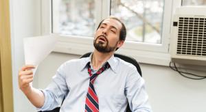 Stres i choroby są częstym problemem u wynajmujących mieszkanie