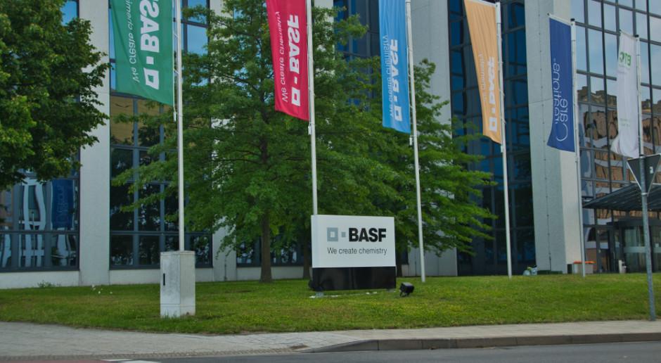BASF zapowiada likwidację 6 tys. miejsc pracy