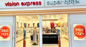 Nowy Vision Express w Pasażu Tesco w Zielonej Górze