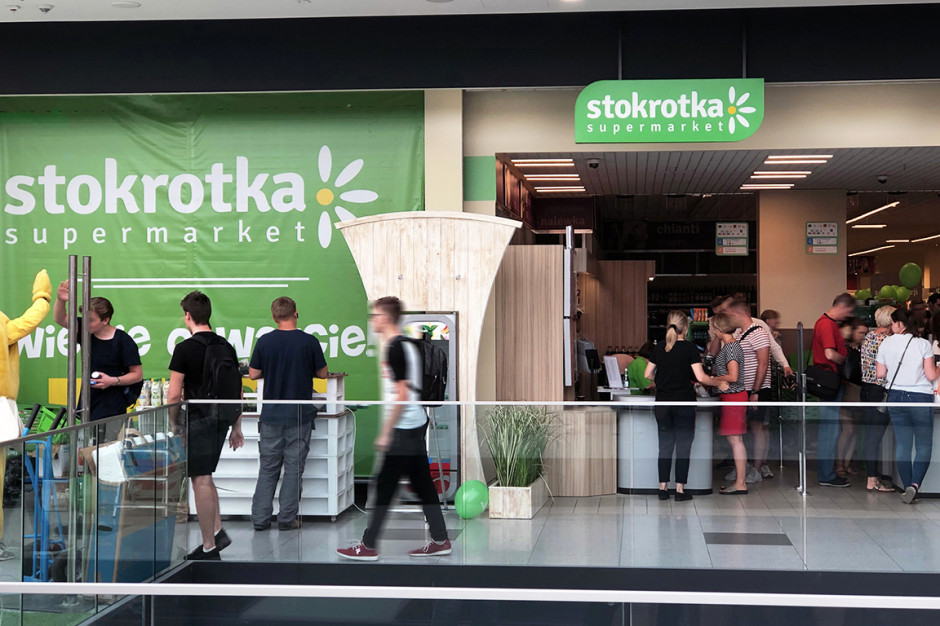 W Sukcesji otwarto supermarket Stokrotka