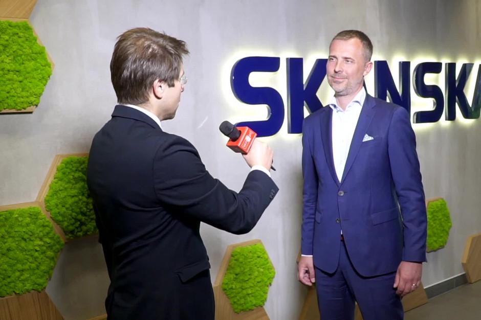 Skanska stawia na największe miasta w Polsce
