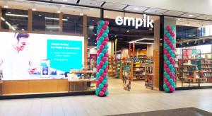 Empik w Bydgoszczy zmienił się w sklep przyszłości