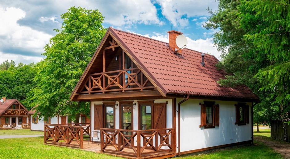 Condo Ville Warmia Resort - wioska rekreacyjna już gotowa na przyjęcie gości