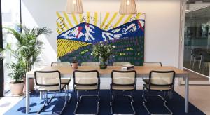 Coworkingi polubiły się z hotelami. Zaglądamy do designerskich wnętrz WeWork w Hotelu Europejskim