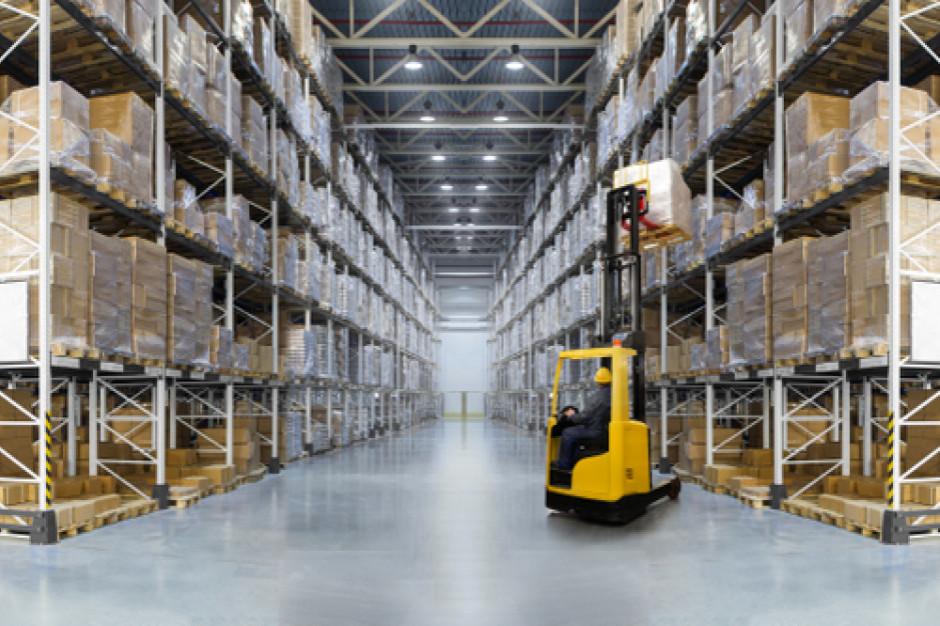 Nowe intermodalne centrum logistyczne rośnie w Łapach
