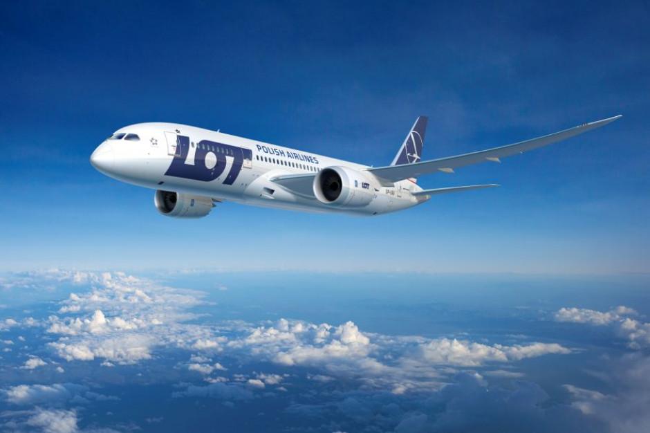 LOT pobił rekord – 10 mln pasażerów w ciągu roku