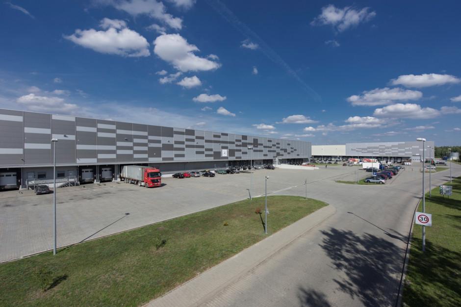 Dan Cake wprowadza się do Śląskiego Centrum Logistycznego w Sosnowcu