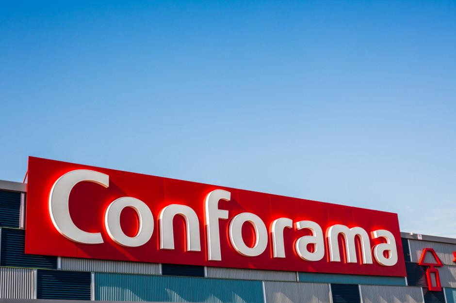 Sieć sklepów meblowych Conforama zwolni 1,9 tys. osób