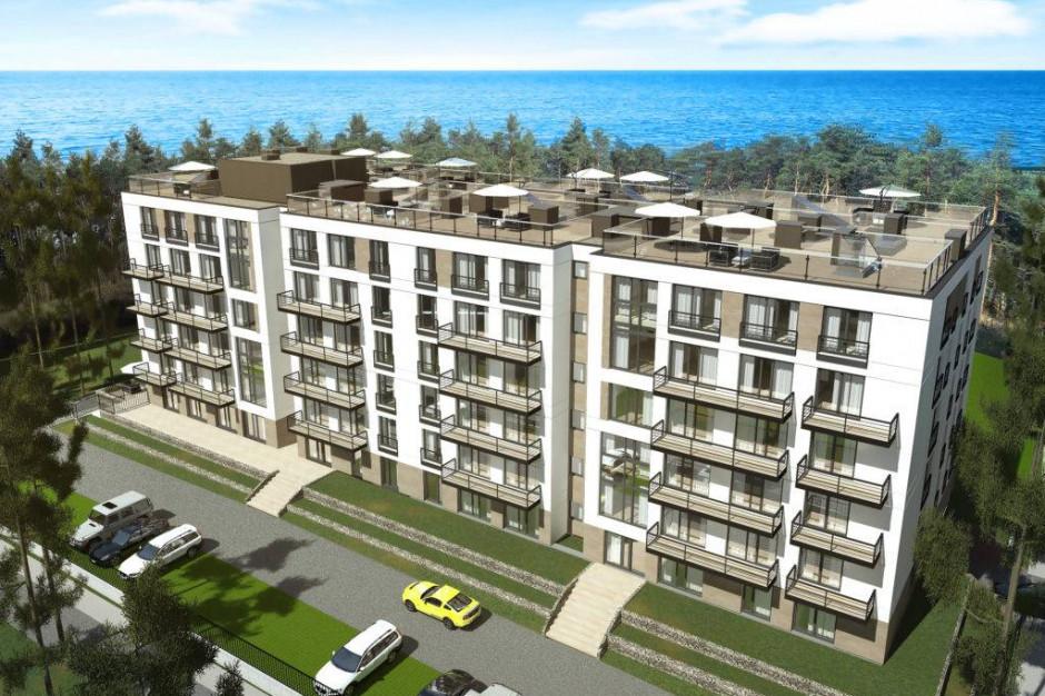 Apartamenty na wydmach: obok sosnowego lasu oraz morza
