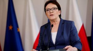 Była premier Ewa Kopacz wybrana na stanowisko wiceszefa Parlamentu Europejskiego