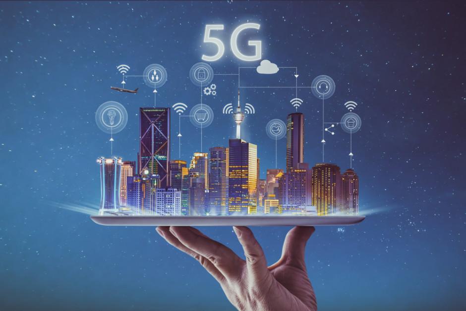 Do końca 2020 r. sieć komercyjna 5G ma działać przynajmniej w jednym polskim mieście