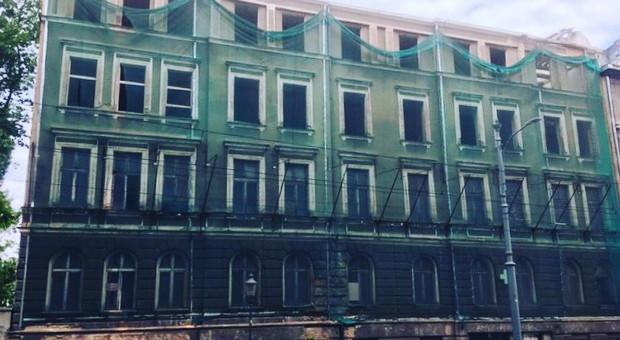 Podgórna 7 bez zgody konserwatora zabytków
