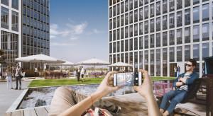 Nowy kompleks biurowy w Katowicach z finansowaniem. Echo zaciąga 65 mln euro kredytu