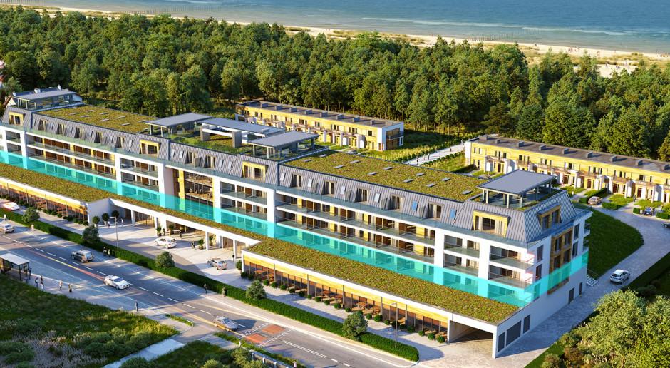 Apartamenty Marina Rogowo: między morzem a jeziorem