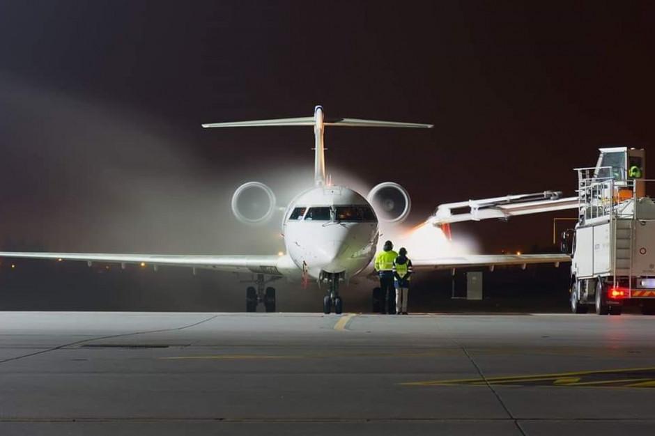 Lotnisko na Ławicy się rozwija