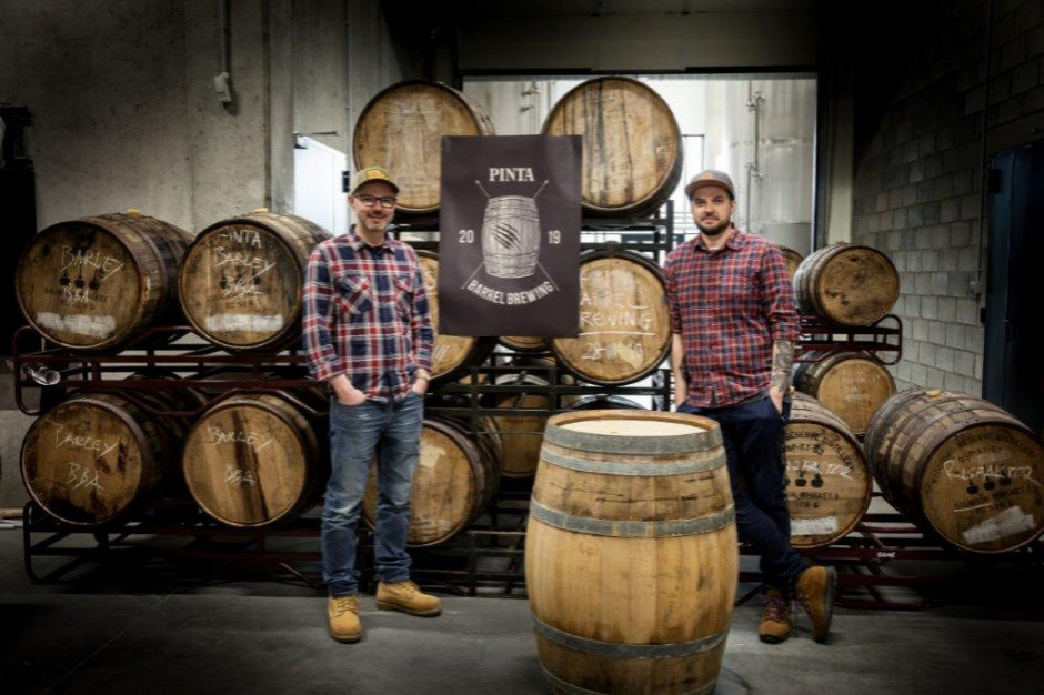 Pinta Barrel Brewing zebrała 4,15 mln zł na budowę browaru