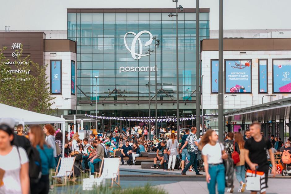 Czy galerie handlowe mogą wygrać z zakazem handlu w niedzielę? Strategia Posnanii przynosi efekty